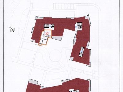 Appartamento Stadio Via Albere Planimetria